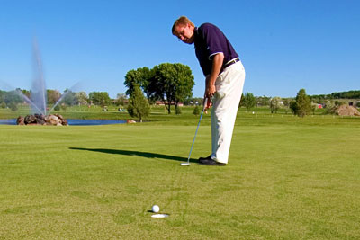 Hillsview Golf Course is one of three exceptional public courses.