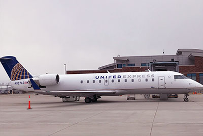 United Express Flight Service